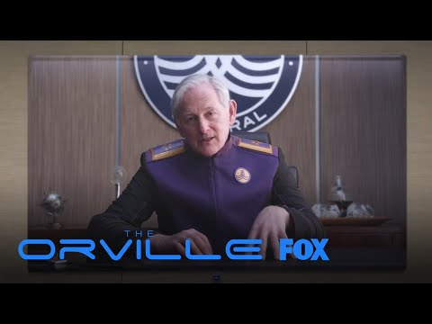 Ed Finds Out Kelly Will Be Apart Of His Crew | Season 1 Ep. 1 | THE ORVILLE