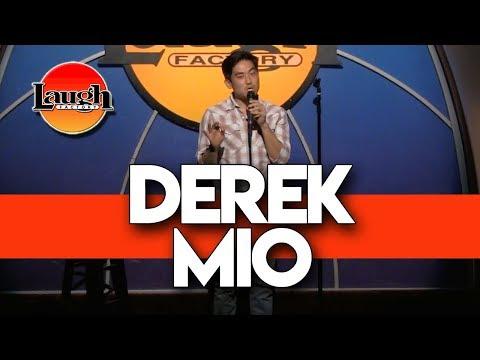 Derek Mio | How to Do a Trump Impression | Laugh Factory Stand Up Comedy