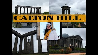 Calton Hill - A Favorite Spot For Film Makers ~ Vlog 2019