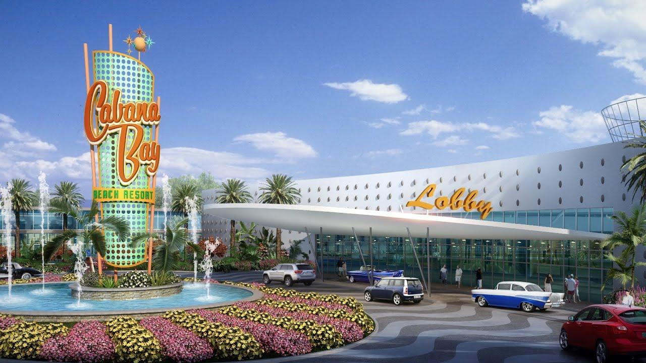 Universal Creative Discusses New Cabana Bay Beach Resort - YouTube