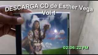 Descarga de CD de Esther Vega