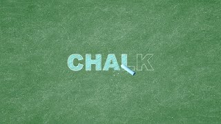 After Effects - Chalk Effect