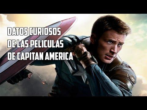Curiosidades de las películas de Capitán América