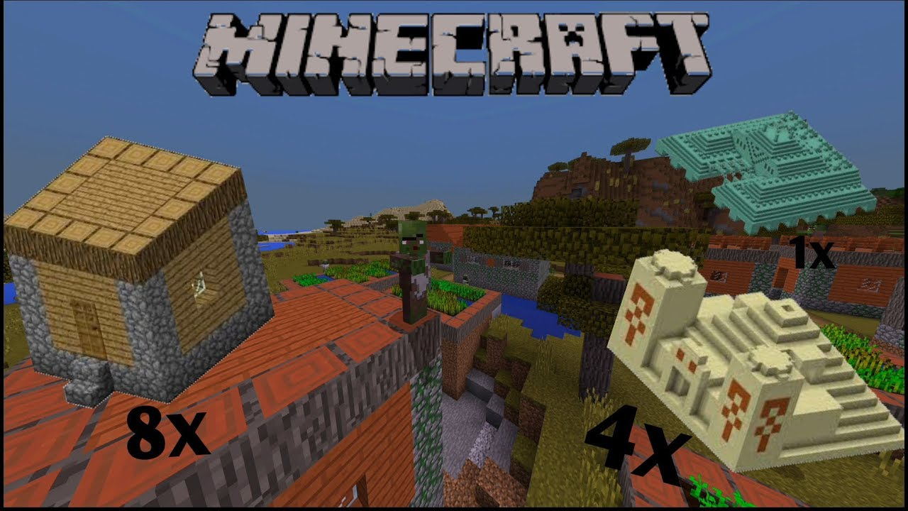 minecraft bedrock edition xbox one seeds