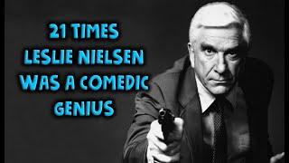 21 Times Leslie Nielsen Was A Comedic Genius