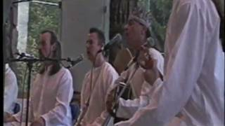 """Wind Song"" - (original) One Voice Harmonic Choir - Throat Singing @ Dalai Lama Celebration"