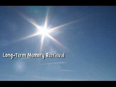 Long-Term Memory Retrieval (Glr)