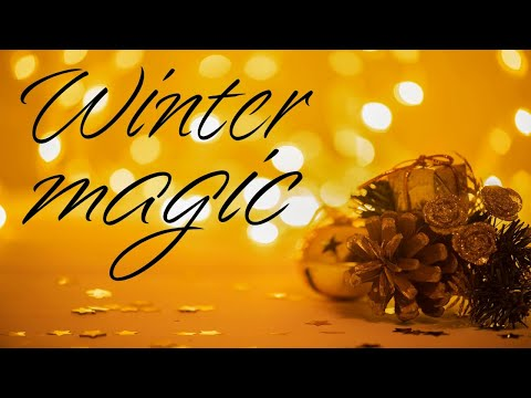 Winter Magic - Smooth Background Bossa Nova JAZZ for Stress Relief