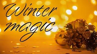 Winter Magic - Smooth Background Bossa Nova JAZZ for Stress Relief
