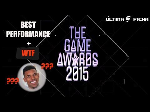The Game Awards 2015  - Melhor performance - Viva Seifert/Her Story