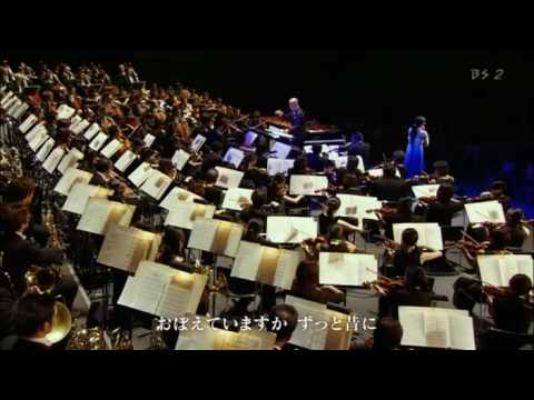 Ponyo on the Cliff by the Sea Joe Hisaishi in Budokan