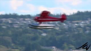 Best R/C Model Float Plane Flying and 40yrs flying RC models