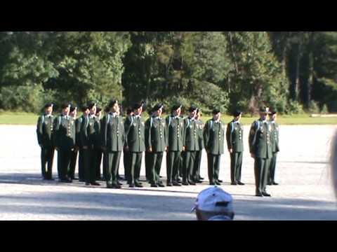 Army Infantry Song