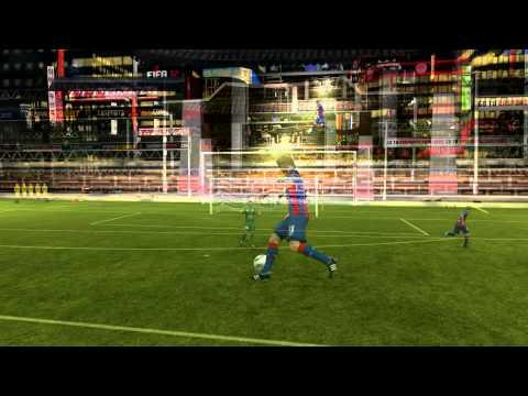 FIFA 12 финты на клавиатуре (2 часть) и пара ударов