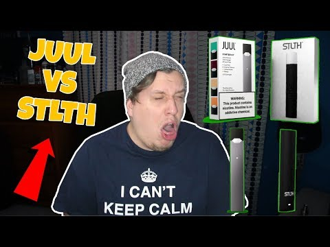 JUUL vs STLTH Review