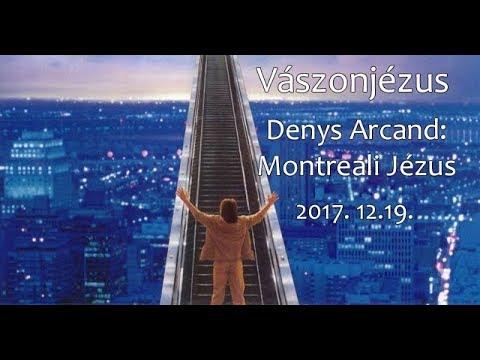 Váaszonjézus -  Denys Arcand: Montreali Jézus (1989-90) 2017 12. 19.