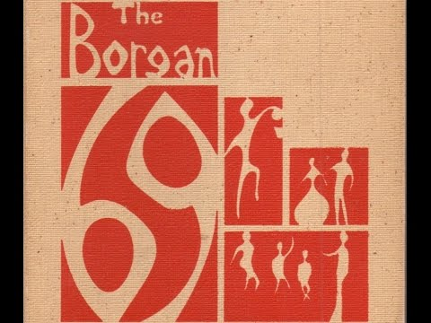 1969 Borger High School yearbook: The Borgan