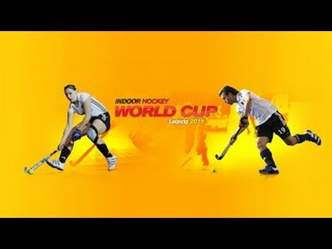 LIVE Quarter-Finals & Semi-Finals - Indoor Hockey World Cup