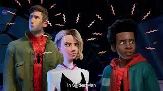 How Spider-Gwen Factors Into Spider-Man: Into the Spider-Verse