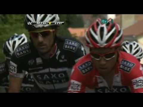 Cycling Tour de France 2010 Part 5