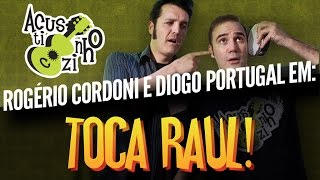 Video Acusticozinho - Toca Raul download MP3, 3GP, MP4, WEBM, AVI, FLV Oktober 2018