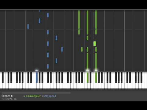 Guns N' Roses - Sweet Child O Mine (Scott Davis Version) Piano Tutorial
