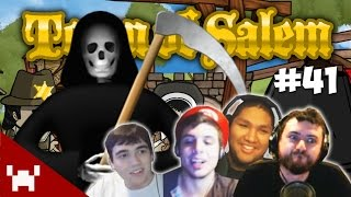 death the game town of salem tri facecam w the derp crew ep 41