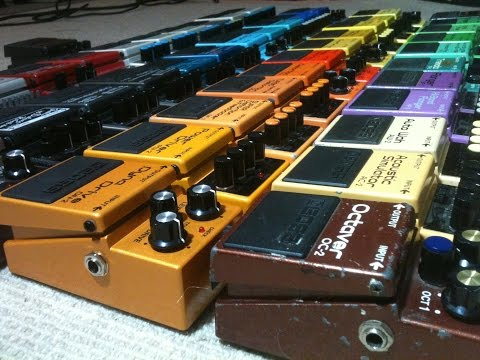 Boss Pedal Project Blog #1