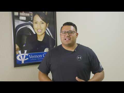 Vernon College   Police Academy