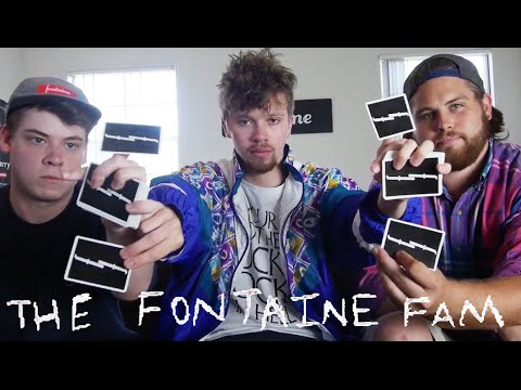 The Fontaine Fam | Cardistry | 2015