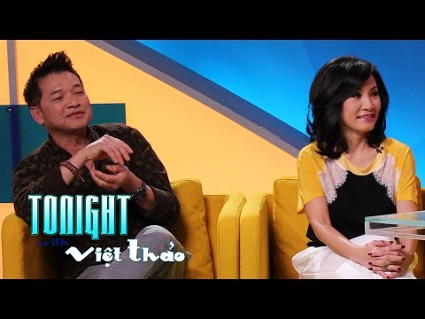 Tonight With Viet Thao - Episode 3 (Special Guests: Quang Minh & Hong Dao / Musical Guest: Dan Kim)
