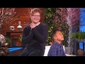 Ed Sheeran Gives CUTEST Surprise To Kai On Ellen & Reveals He Threw Away His Phone