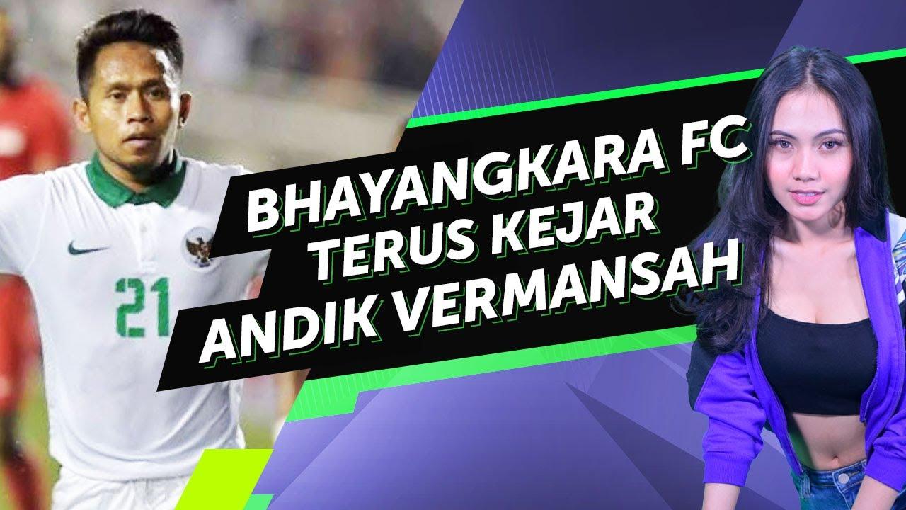 Andik Diincar Bhayangkara FC - Fans MU Marah Besar - Emre Can Hengkang Dari Juventus