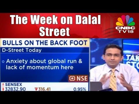 The Week on Dalal Street | TakingStock | CNBC TV18