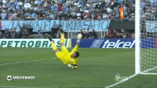 Uruguay Vs Paraguay ( 3-0 ) Copa America 2011 Final