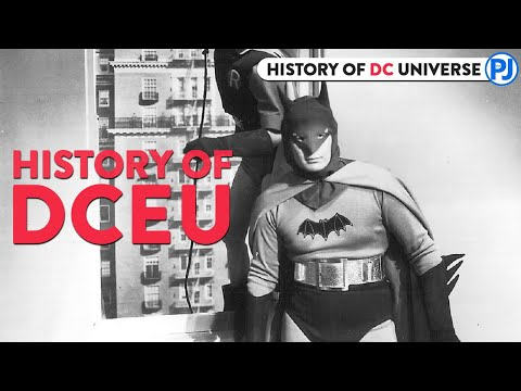 History Of The DCEU | Cinematic Universe | DC Films | PJ Explained