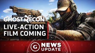 Ghost Recon Wildlands Gets Live-Action Film - GS News Update