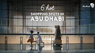 Shop Till You Drop At Abu Dhabi's Extravagant Malls | A Guide To Shopping In Abu Dhabi | Tripoto