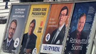 Euro Crisis Dominates As Finns Choose New President