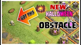 NEW HALLOWEEN *OBSTACLE* IS HERE   NEW UPDATE TODAY 100%   HOW TO GET IT NOW??