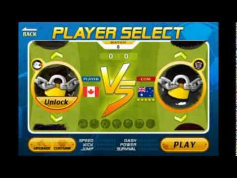 how to unlock all characters in head soccer 2015 (patched) new link in description