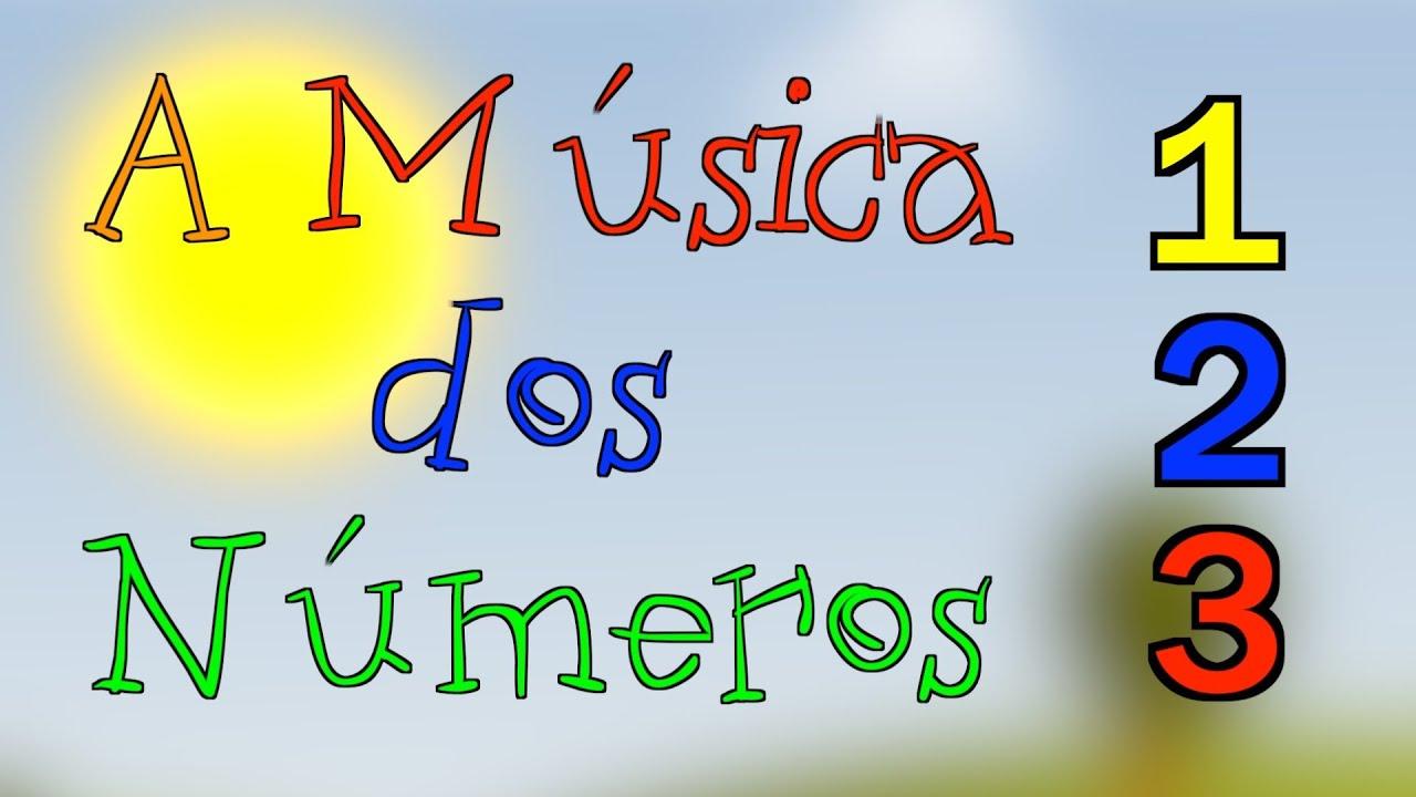 Muito GUGUDADA - A Música dos Números (animação infantil) - YouTube ZM23