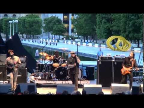 Living Colour 6/4/14 Empire State Plaza Albany, NY.