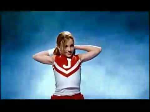 Jamie Lynn Spears Verb Commercial