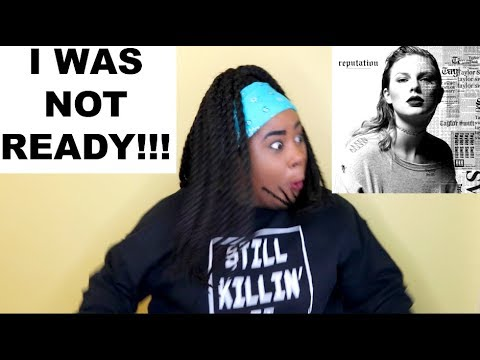 Taylor Swift  Ready For It? REACTION