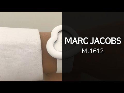 마크제이콥스 MJ1612 가죽시계 리뷰 영상 - 타임메카