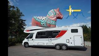 Wohnmobil-Schweden-Rundreise#6: ein paar Sightseeing Tipps & Camping am See