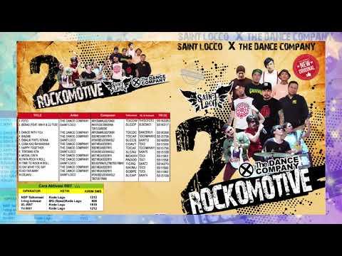 The Dance Company, Saint Loco - 2Rockomotive (Full Album)