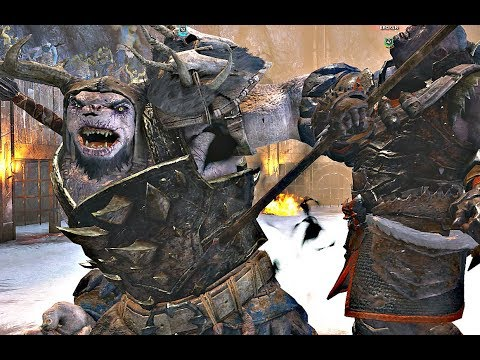 Shadow of War - Rare HIGH Level Boss Vs Boss Pit Fights & STRONGEST Pit Fighter Boss