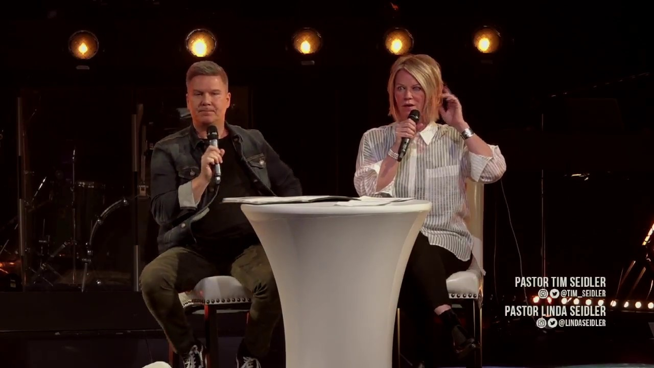 "Tim and Linda Seidler | ""Stop Losing Control"" 